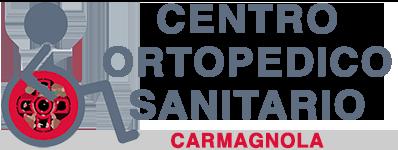 Centro Ortopedico Sanitario – Carmagnola Logo