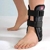 tutore caviglia bivalva -FGP-Atletica