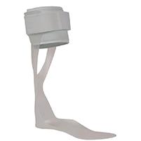 Ortesi per caviglia piede AFO su misura
